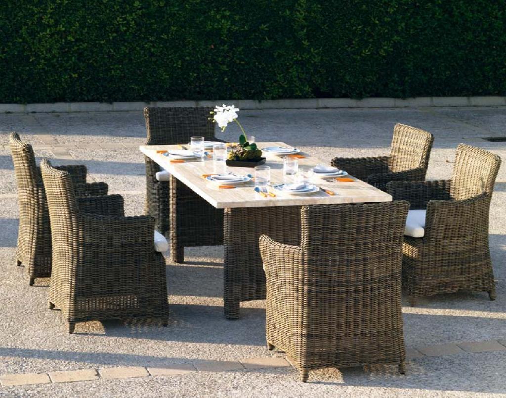Exterieur meubles canap s chezsoidesign st cyr sur mer for Table exterieur sur mesure