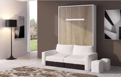 armoire lit escamotable meubles canap s chezsoidesign. Black Bedroom Furniture Sets. Home Design Ideas