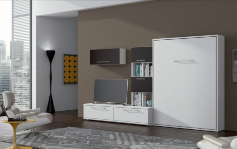 armoire lit escamotable meubles canap s chezsoidesign st cyr sur mer. Black Bedroom Furniture Sets. Home Design Ideas